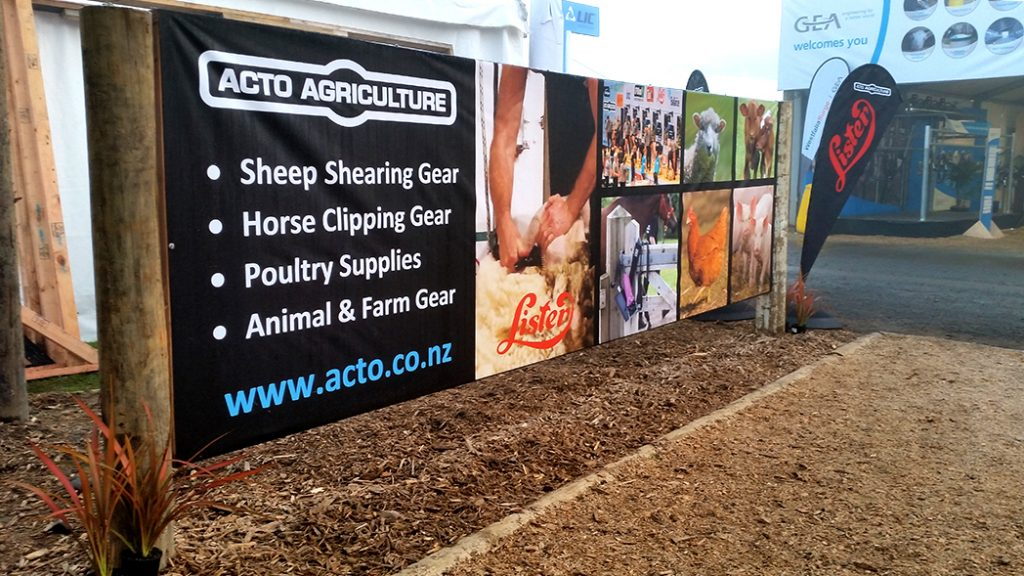 Acto Agriculture - Fieldays