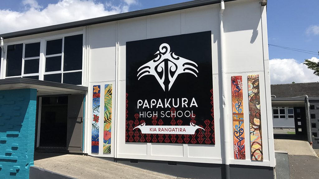 Papakura High School