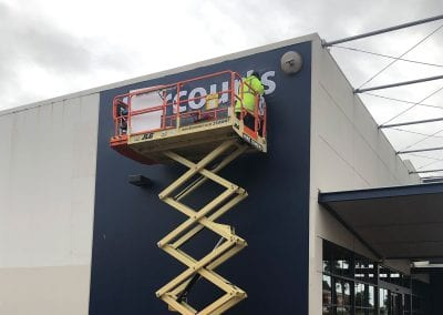 Harcourts - 3D Signage Installation