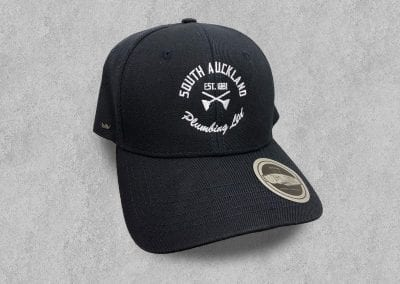 South Auckland Plumbing Embroidered Cap